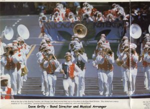 Chicago YMD Bass Band National Champions 1984 - San Diego