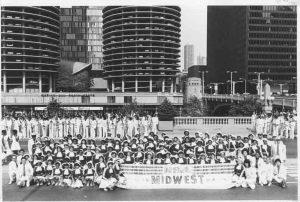 Chicago NSA Fife & Drum Corp 1983