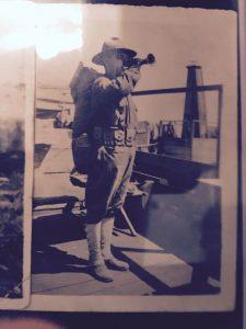 Joe Grilli, Grandpa 1918
